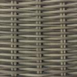 <b>GRIGIO</b><br><p>Rattan sintetico - fibra di polietilene rotonda diam mm 2,5</p>