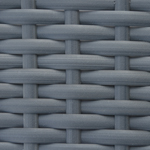 <b>Rattan sintetico - fibra di polietilene piatta mm 8 x 1,5</b><br><p></p>