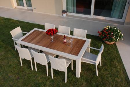 NUSA-T220T tavolo pranzo