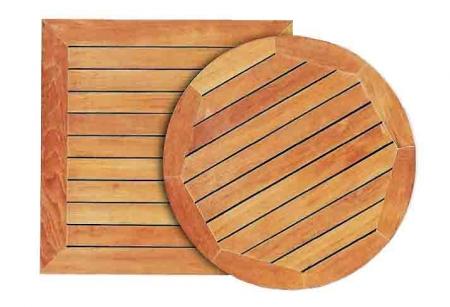 CORSICA piano tavolo teak