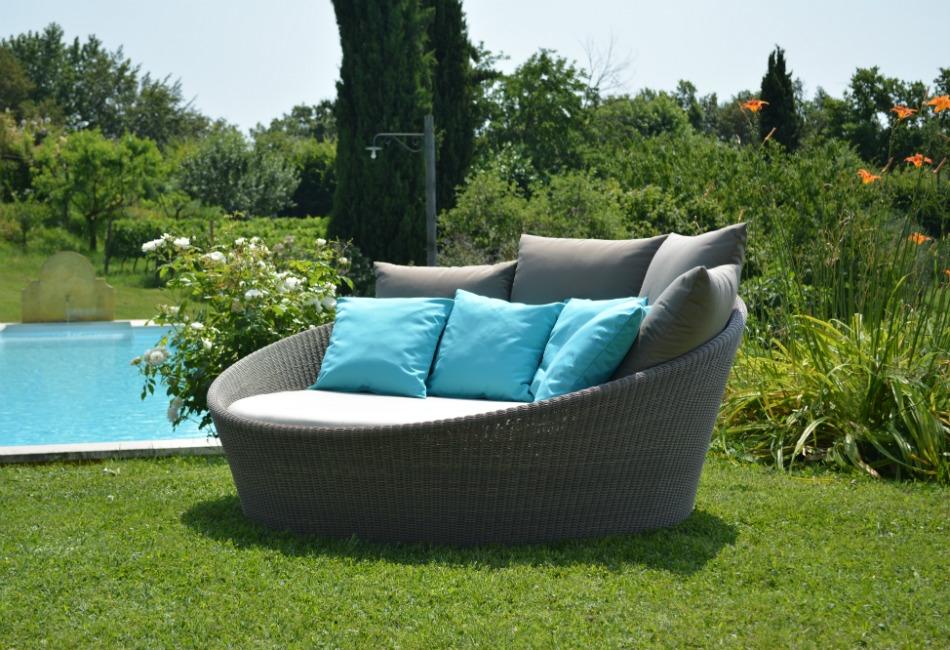 SHELL-BED divano letto da sole